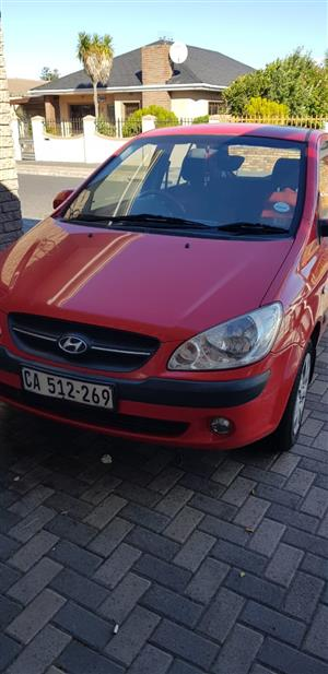 2011 Hyundai Getz 1.4 GL high spec
