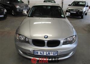 2011 BMW 1 Series 120i 3 door