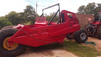 Towed Construction Scraper R89H series