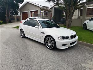 2001 BMW M3 auto