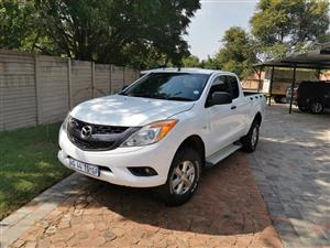 2013 Mazda BT-50 2.2 110kW FreeStyle Cab SLX