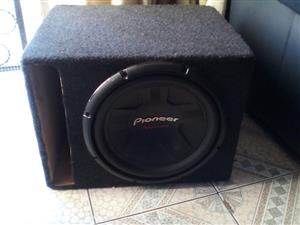 12 Inch poineer DVC for sale