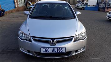 2008 Honda Civic sedan 1.8 LXi automatic