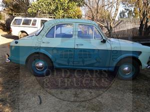 1960 Wolseley 1500