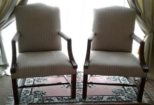 Candy Strip Chairs