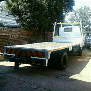 Toyota dyna 4 tone truck