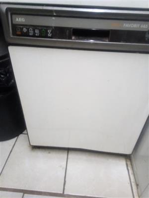 Old AEG Dishwasher for sale
