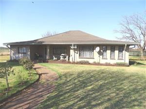 172 Ha Grazing Farm FOR SALE - near Potchefstroom - includes a modern redone house