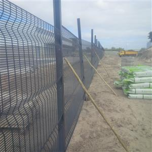 C. G. V. W CONSTRUCTION AND FENCING PTY LTD
