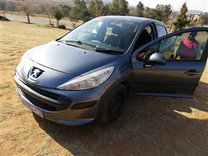 2007 Peugeot 207 1.4 Active