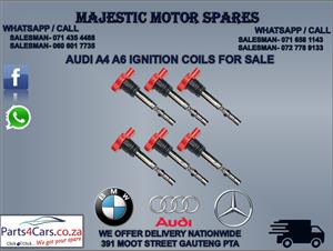 Audi a4 ignition coils for sale