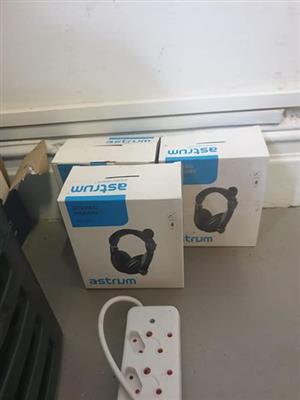 Astrum headphones for sale
