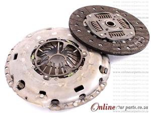 Peugeot Boxer 2.2 HDI 07-09 4HY DW12UTED 74 KW 240mm 21 Splines Clutch Kit