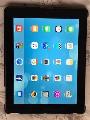 Apple Ipad 16 gb black. Wifi and cellular in box