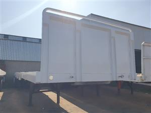 1989 Landman Tri-axle Flatdeck Trailer (Viewing by appointment only)