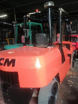 5 Ton TCM Forklift for sale
