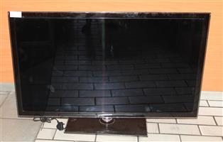 Samsung 46 inch smart tv with remote S032544A #Rosettenvillepawnshop