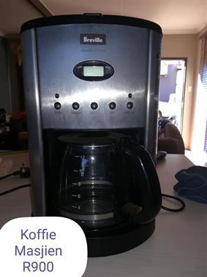 Koffie Masjien
