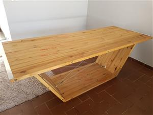 Unique 8 Seater Dining Table