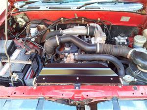 2000 Isuzu KB 200