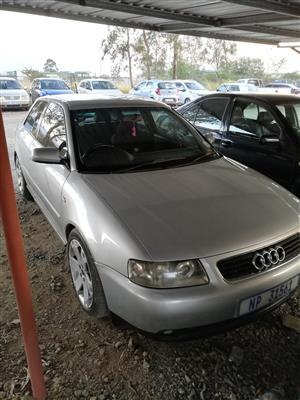 2001 Audi A3 1.8T Ambition