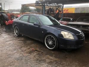 2007 Cadillac BLS 2.0T automatic