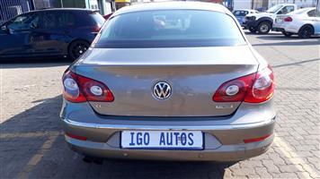2012 VW CC 2.0TDI Highline DSG