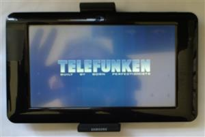 "Tablet Telefunken 7"" in good working condition. Wi-Fi only."