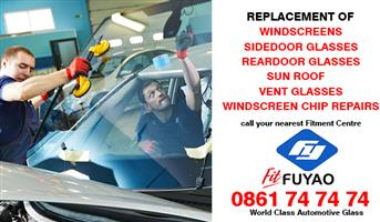 WINDSCREEN and SIDE DOOR GLASS FOR ALL CAR and SUVs