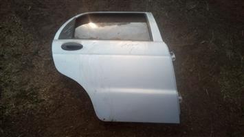 Daewoo matiz right rear door shell