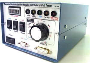 Ignition Module, Coil & Distributor Tester