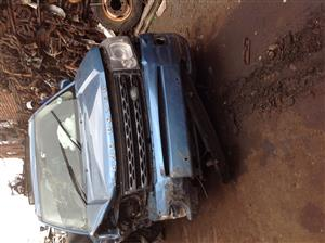 Stripping Land Rover Freelander 2 2007 for Spares