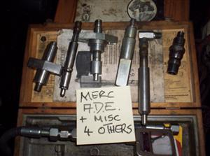 Motometer Diesel Injector Tester