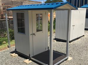 Guardhouses and Garden Sheds For Sale