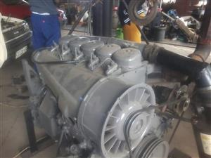 DEUTZ 912 5 Cylinder Engine - FOR SALE