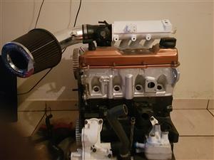 Volkswagen motor