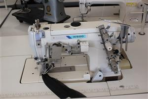 Sewing machine -Pegasus W500 Series -flatbed Type Stitching Machine