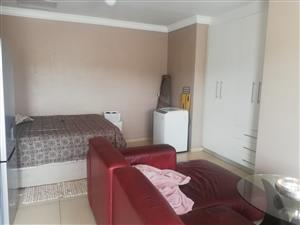 Bachelor room to rent is available from 1July at the price of R3300 in Mamelodi East