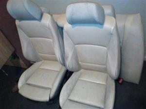 BMW 320i E90 complete seats for sale in  excellent condition