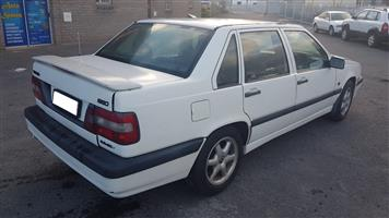 Volvo 850 1996 stripping for spares.