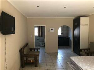 Aston Manor - Furnished bachelor unit available R4200