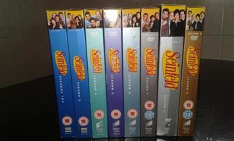 Seinfeld dvd box set