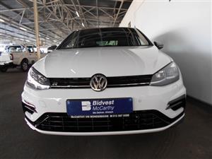 2019 VW Golf hatch GOLF VII 2.0 TSI R DSG (228KW)