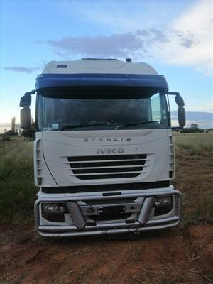 2007 Iveco Stralis 480 For Sale