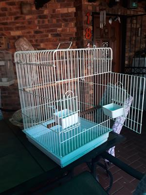 cages 2nd hand parrot & cockatiel