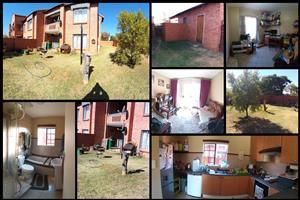 Mooikloof Ridge 2 Bedroom corner unit for rent