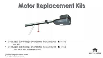 Garage Door kits