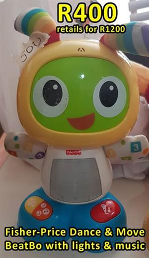 Fisher price beatbo for sale