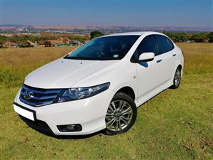 2012 Honda Ballade 1.5 Elegance