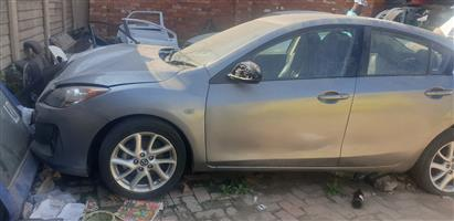 2013 Mazda 3 Stripping For Spares